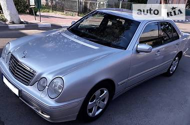 Mercedes-Benz E 270 E270CDI AVANTGARD 2001