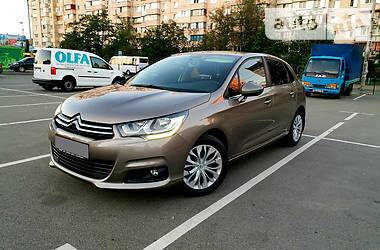 Citroen C4 PureTech Turbo 2016