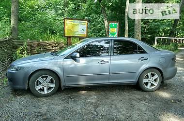 Mazda 6 restyling 2005