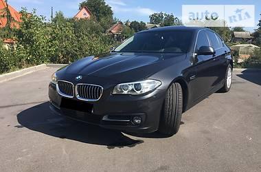 BMW 520 D 2016