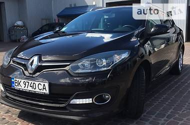 Renault Megane LIMITED 2015