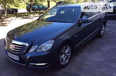 Mercedes-Benz E 220 D 2011