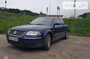 Volkswagen Passat B1 2001