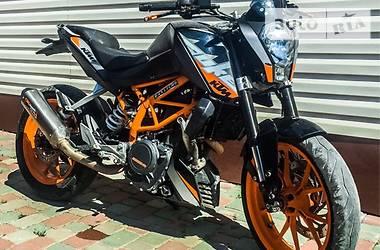 KTM Duke ABS 2015