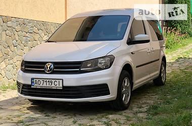 Volkswagen Caddy пасс. 2.0TDI Front Assist 2016