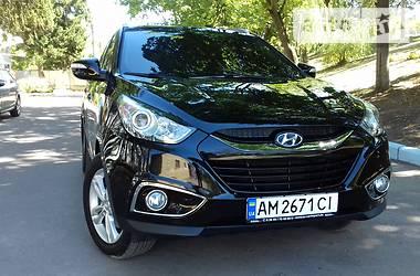 Hyundai IX35 2.0 D 2013