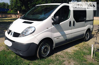 Renault Trafic груз. 2013