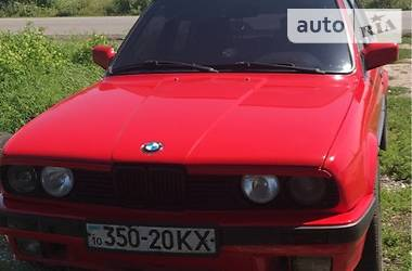 BMW 318 е-30 1987