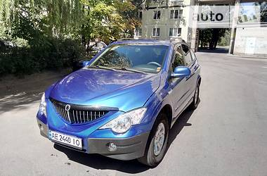 SsangYong Actyon 2009