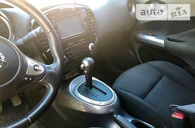 Nissan Juke 1.6 DIG-T 2013
