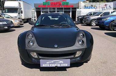 Smart Roadster Coupe 2004