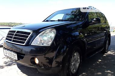 SsangYong Rexton II DeLux 2008