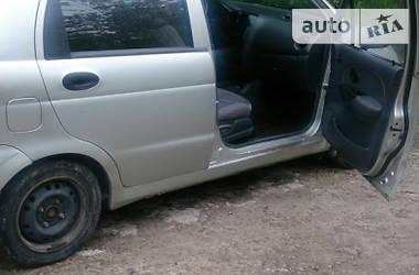 Daewoo Matiz 0.8i 2009