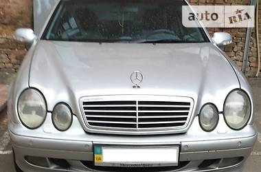 Mercedes-Benz CLK 320 Avantgarde 1999