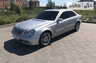 Mercedes-Benz E 220 AMG Style 2004