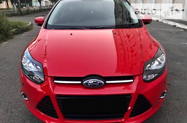 Ford Focus official 2013
