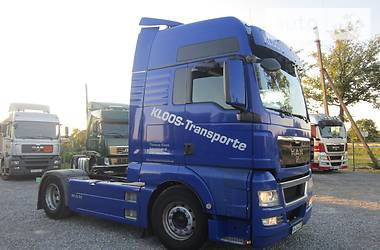 MAN TGX 480P.S. 2008