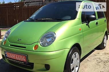 Daewoo Matiz 0.8i 2007