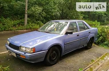 Mitsubishi Galant E15A 1985