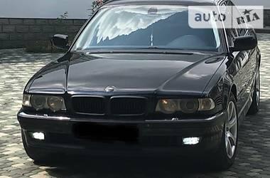 BMW 730 d 2000