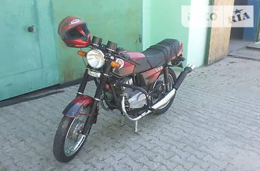 Jawa (ЯВА) 350 1982