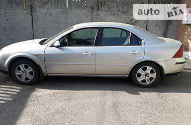 Ford Mondeo 2.0i 2002