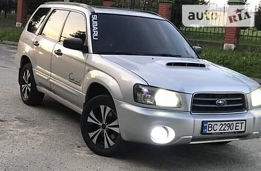 Subaru Forester 2.0 XT TURBO 2004