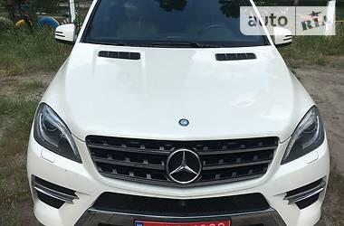 Mercedes-Benz ML 350 bluetec 4matic 2013