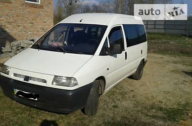 Fiat Scudo пасс. TDI 1999