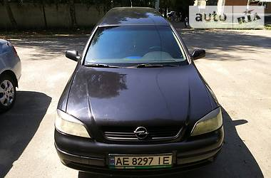 Opel Astra F BW0L0TG 2001