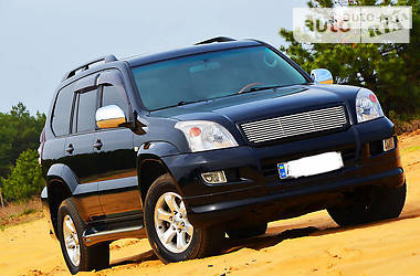 Toyota Land Cruiser Prado VX-LIMITED EDITION 2009