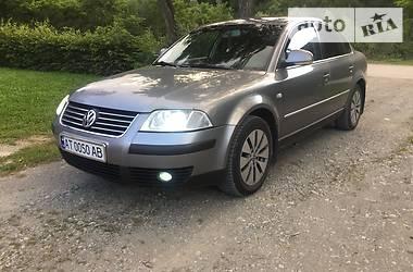 Volkswagen Passat B5 + 1.9 TDI 2004