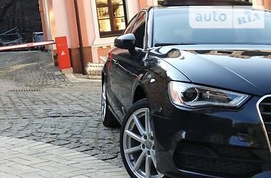 Audi A3 2.0T QUATTRO S-Line 2015