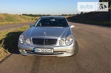 Mercedes-Benz E 320 Harman-Kardon 2004