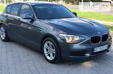 BMW 116 2014