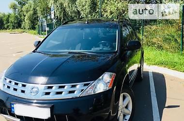 Nissan Murano 3.5  Europe 2008
