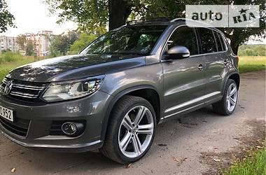 Volkswagen Tiguan R-Line 4 Motion 2015