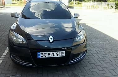 Renault Megane GTLain 2011