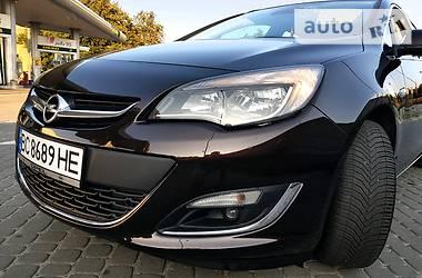 Opel Astra J COSMO Full 2015