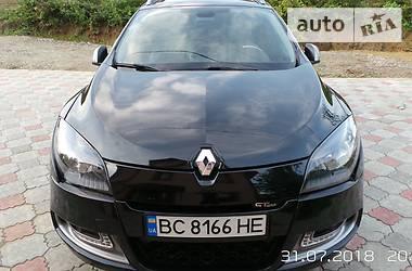 Renault Megane 1.5 Gt Line panorama 2013