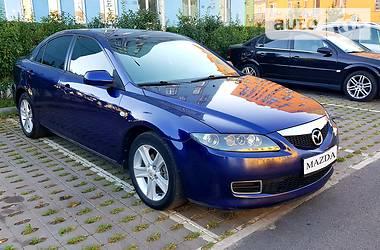 Mazda 6 liftback 2007
