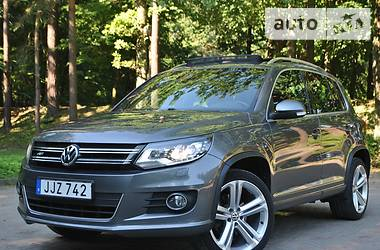 Volkswagen Tiguan PANORAMA 4motion 2015