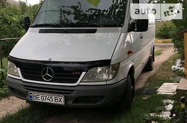 Mercedes-Benz Sprinter 416 груз. MAXI 2006
