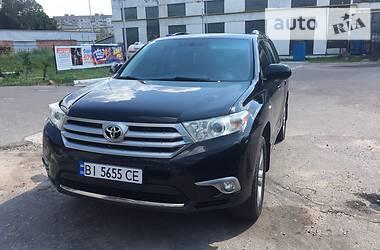 Toyota Highlander 3.5i 2012