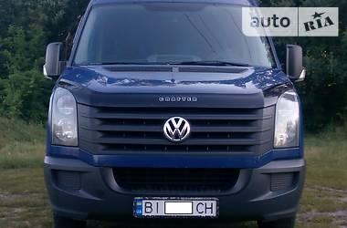 Volkswagen Crafter груз. 2012