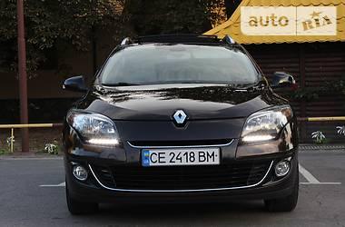 Renault Megane 1.5 dCi BOSE PANORAM 2013