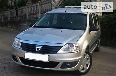 Dacia Logan 1.6 MCV 2012