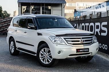 Nissan Patrol 5.6i Premium 2012