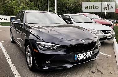 BMW 320 X-DRIVE 2013