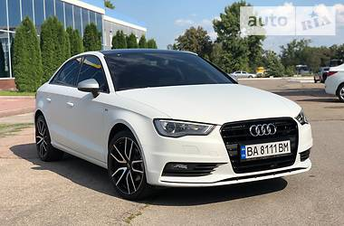 Audi A3 Attraction Dynamic 2017